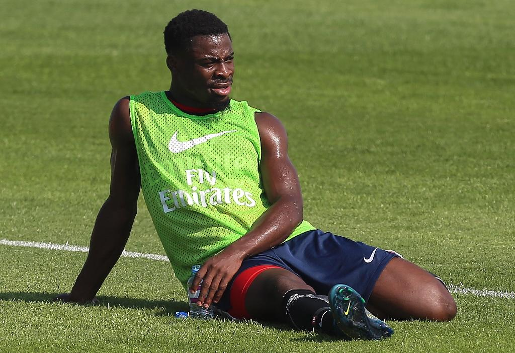PSG suspend Aurier after Blanc 'faggot' social media jibe
