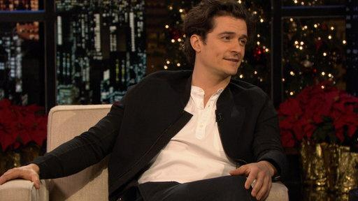 Orlando Bloom Broadway Show Closing