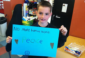 Martin Richard | Photo Credits: Facebook