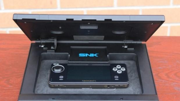 DNP Neo Geo X Gold console pulled by SNK, retro gaming dies just a little more
