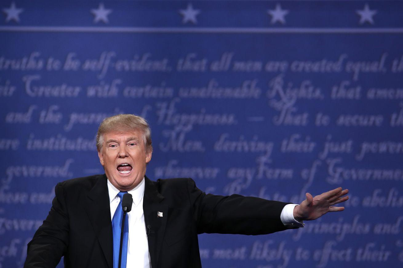 The debate showed just how scary a Commander in Chief Donald Trump would be