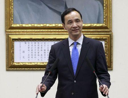 China, Taiwan to seek cooperation as heads of ruling parties meet