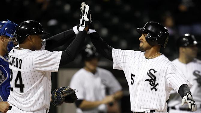Quintana and Semien lead White Sox over Blue Jays