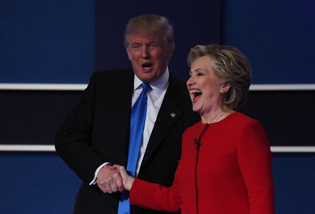 Clinton, Trump clash in fiery first debate