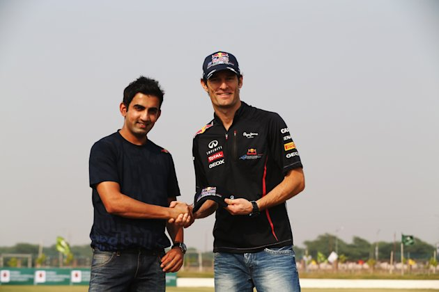 F1 Grand Prix Of India - Previews