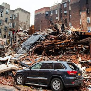 Cops look into shady details around NYC building explosion