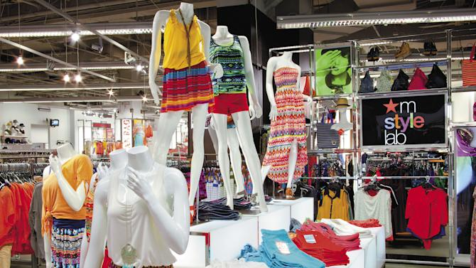 Macy's launches new brands to target millennials