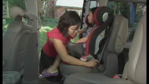 Car booster seats ratings released