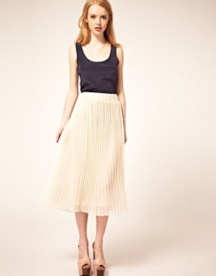 5 Floaty Skirts for Spring