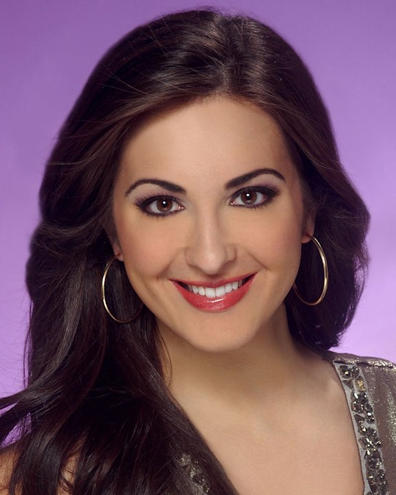 Miss Ohio - Elissa McCrac …