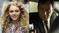 AnnaSophia Robb as Carrie Bradshaw in 'The Carrie Diaries,' Jason Isaacs in 'Awake' -- Getty Images