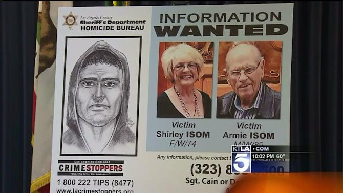 Suspect Named in Fatal `Blitz Attack` on Wealthy La Verne-Area Couple: LASD