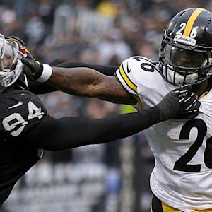 Is Le'Veon Bell's stock declining in Pittsburgh?