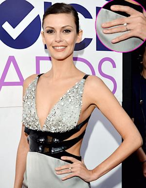 Olga Fonda, Vampire Diaries Star, Engaged to Boyfriend Liam Waite -- See Her Ring