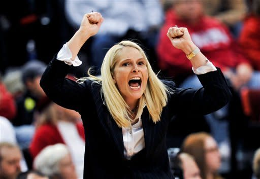 No. 11 Maryland women top No. 21 Nebraska 90-71