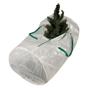 Store your artificial tree
