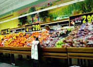 Save money by buying the produce that is on sale that week.