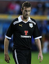 Brian McLean was released by Preston and has joined Dundee United