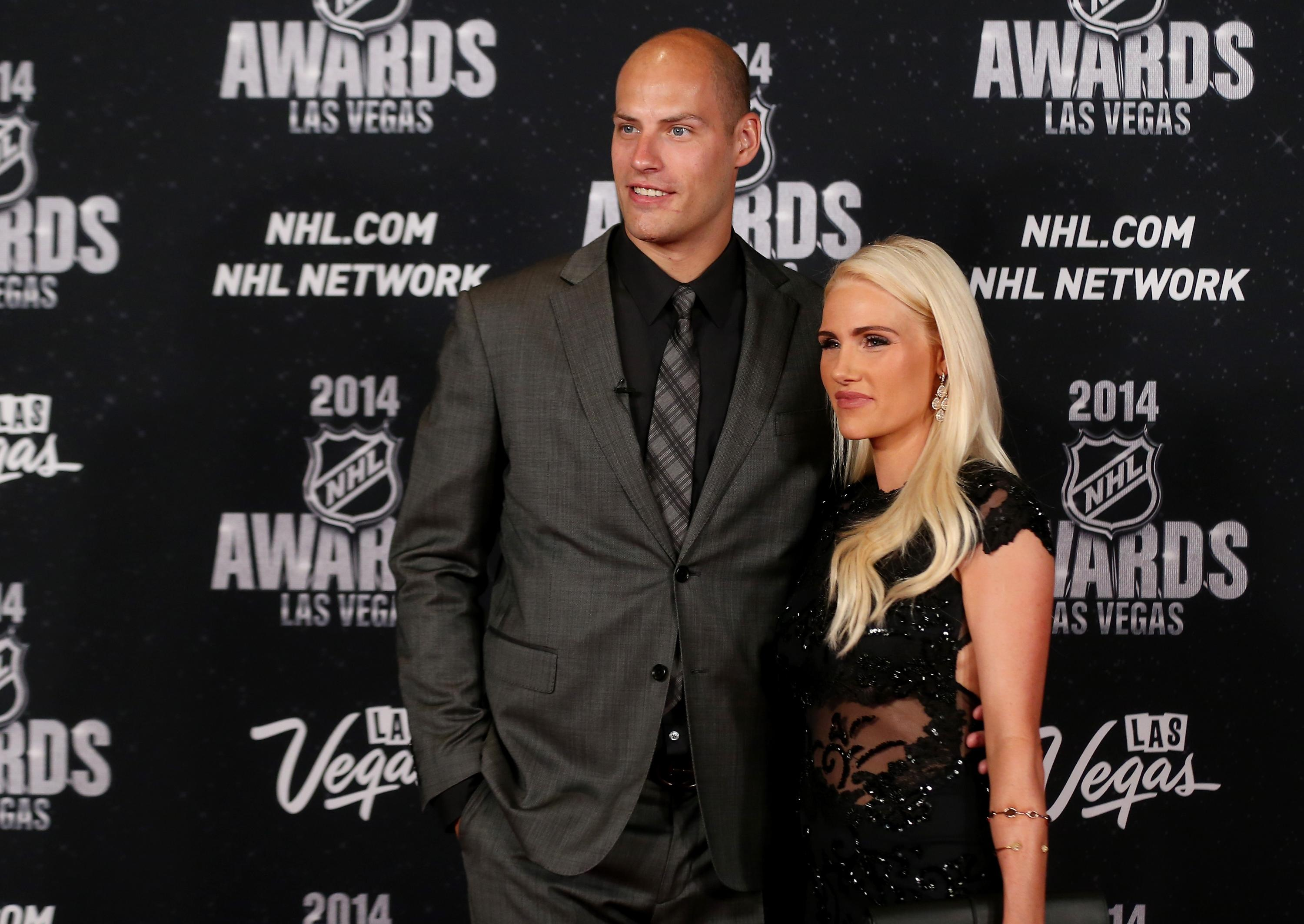 Paige Getzlaf talks 'Hockey Wives', emergency appendectomies, fighting (Puck Daddy Interview)