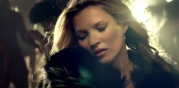 Kate Moss, George Michael, White Light
