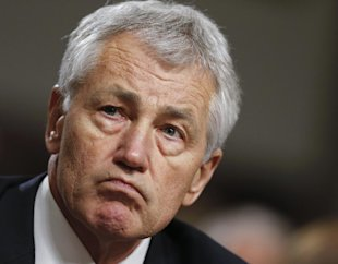 Hagel confirmed as defense secretary
