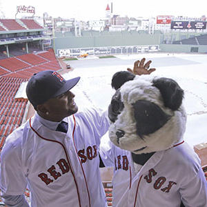 Sandoval Wants 'New Challenge' With Red Sox