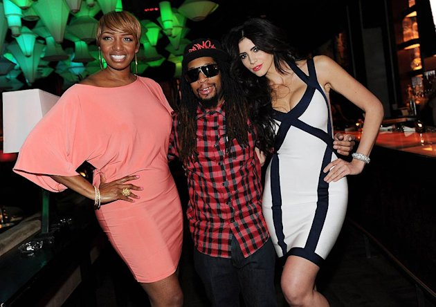 Leakes Lil Jon Dworaczyk Celeb Apprentice
