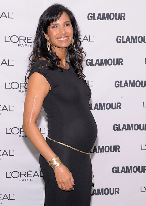 Padma Lakshmi attends the Glamour Magazine 2009 Women of The Year Honors at Carnegie Hall on November 9, 2009 in New York City.