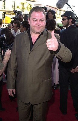 Premiere: Mark Addy at the Westwood premiere of Columbia's A Knight's Tale - 5/8/2001 