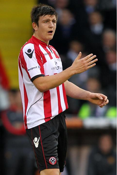 Harry Maguire has made over 80 appearances for Sheffield United