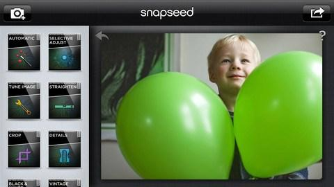 Google launches Snapseed photo editor on Android, makes iOS version free