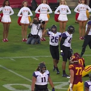 Highlights: Washington football upsets No. 17 USC