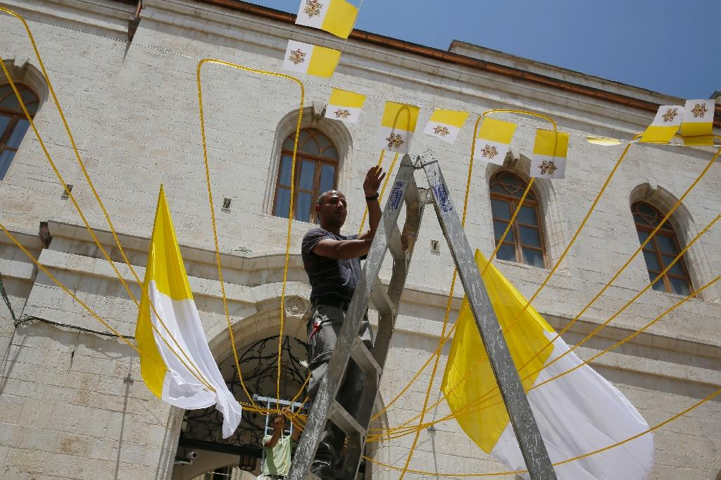 Jerusalem church readies for first modern Palestinian saints