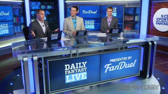 Daily Fantasy Live 7/1: High-stakes GPP strategies