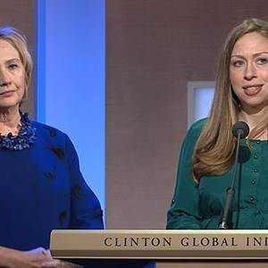 Chelsea Clinton Gives Birth to Baby Girl (File)