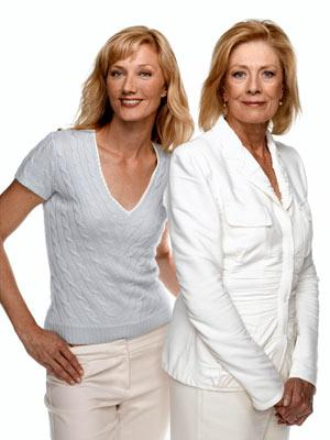 "Joely Richardson and Vanessa Redgrave FX's <a href=""/baselineshow/4656577"">Nip/Tuck</a>"