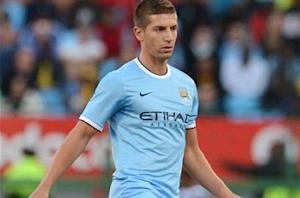 Nastasic's return gives Manchester City fitness boost