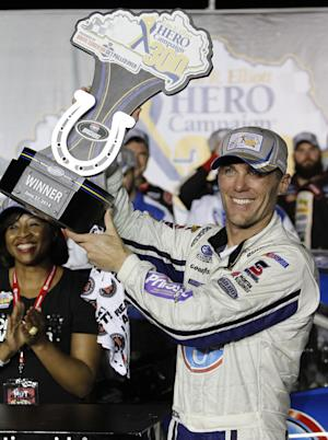Harvick wins Nationwide Series race at Kentucky