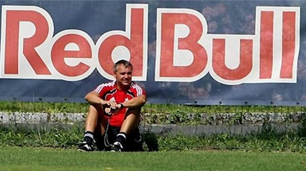 Football 2011 Red Bull Leipzig Pacult