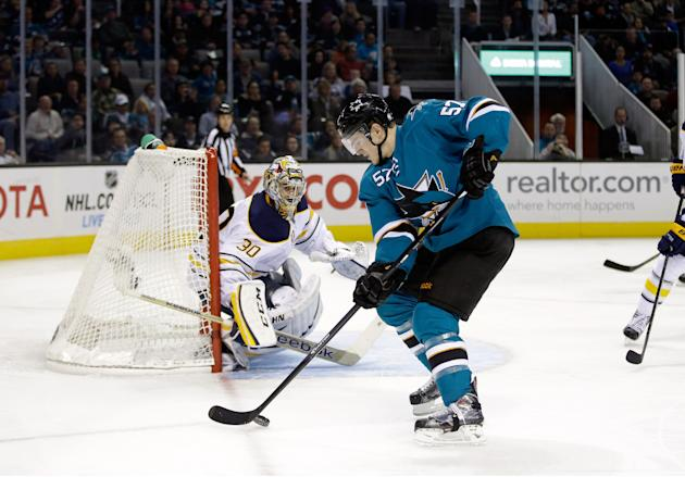 Buffalo Sabres v San Jose Sharks