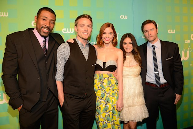 The CW 's 2012 Upfront - Cress&nbsp;&hellip;