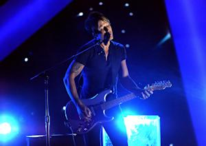Keith Urban Loves 'Yeezus,' Lorde, Blood Orange and Timberlake
