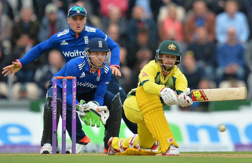 Wade leads Australia to victory over England in 1st ODI