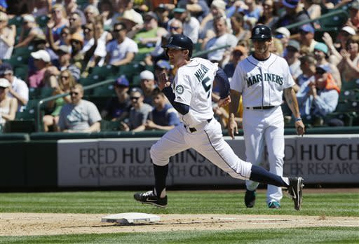 Cubs hold off late Mariners' comeback for 7-6 win