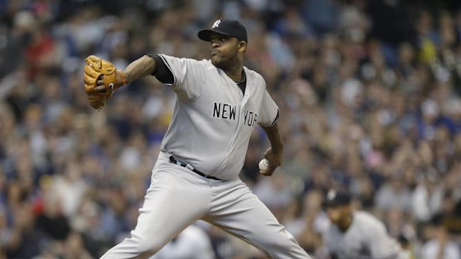 Sabathia scheduled for season-ending knee surgery