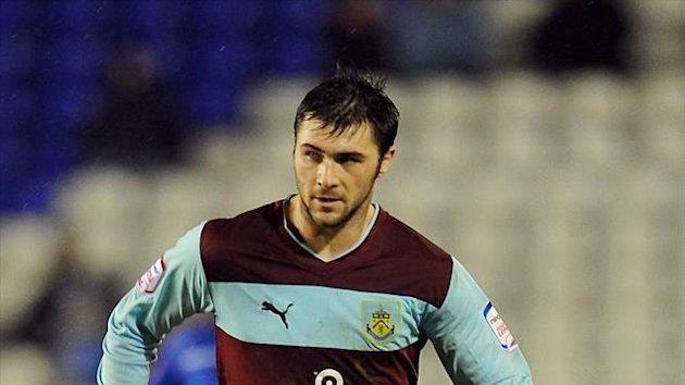 Charlie Austin of Burnley (PA Sport)
