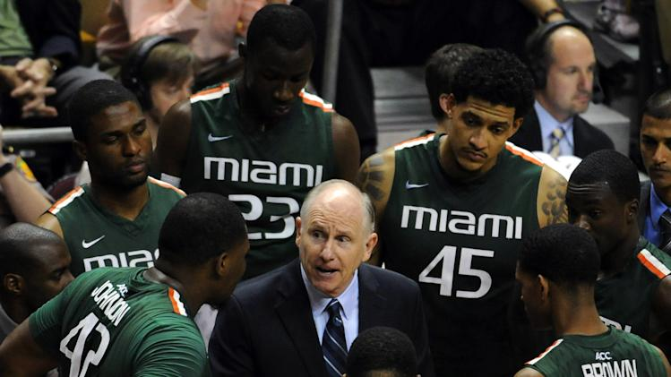 NCAA Basketball: Miami at Florida State