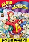 Poster of The Chipmunk Adventure