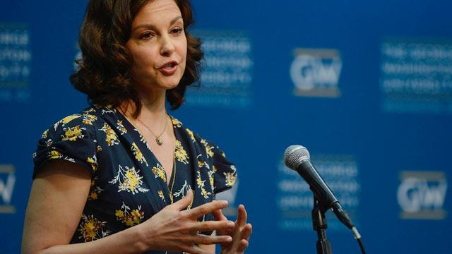Republicans Hate on Ashley Judd