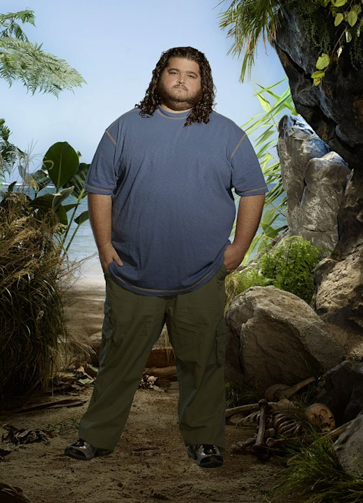 Jorge Garcia stars as Hurley on &quot;Lost.&quot; 